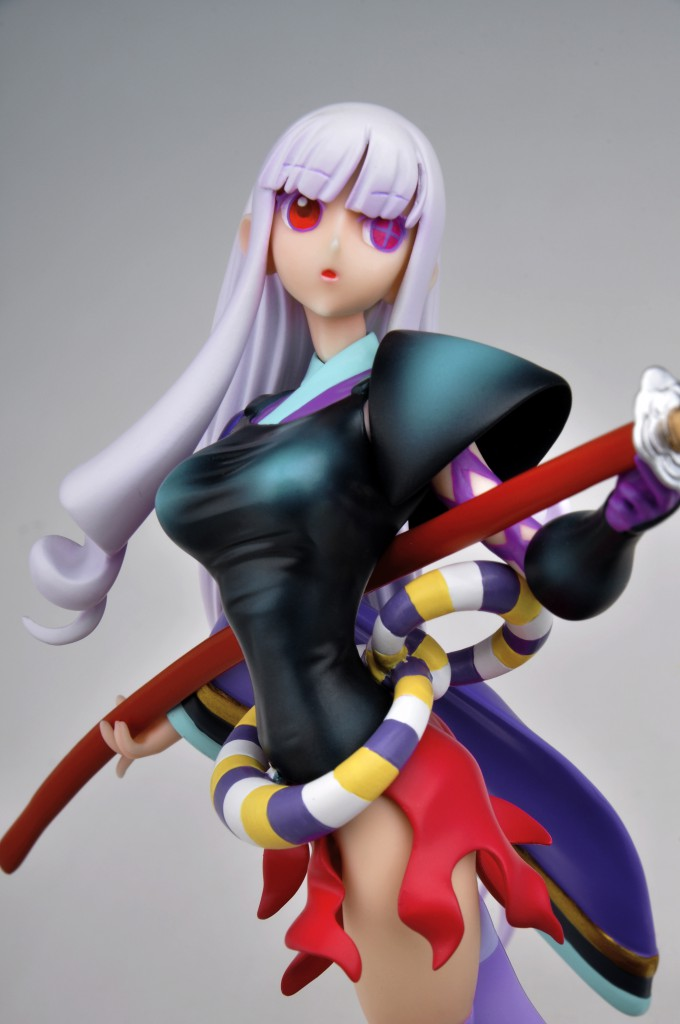 Figure Review Togame - Katanagatari 7