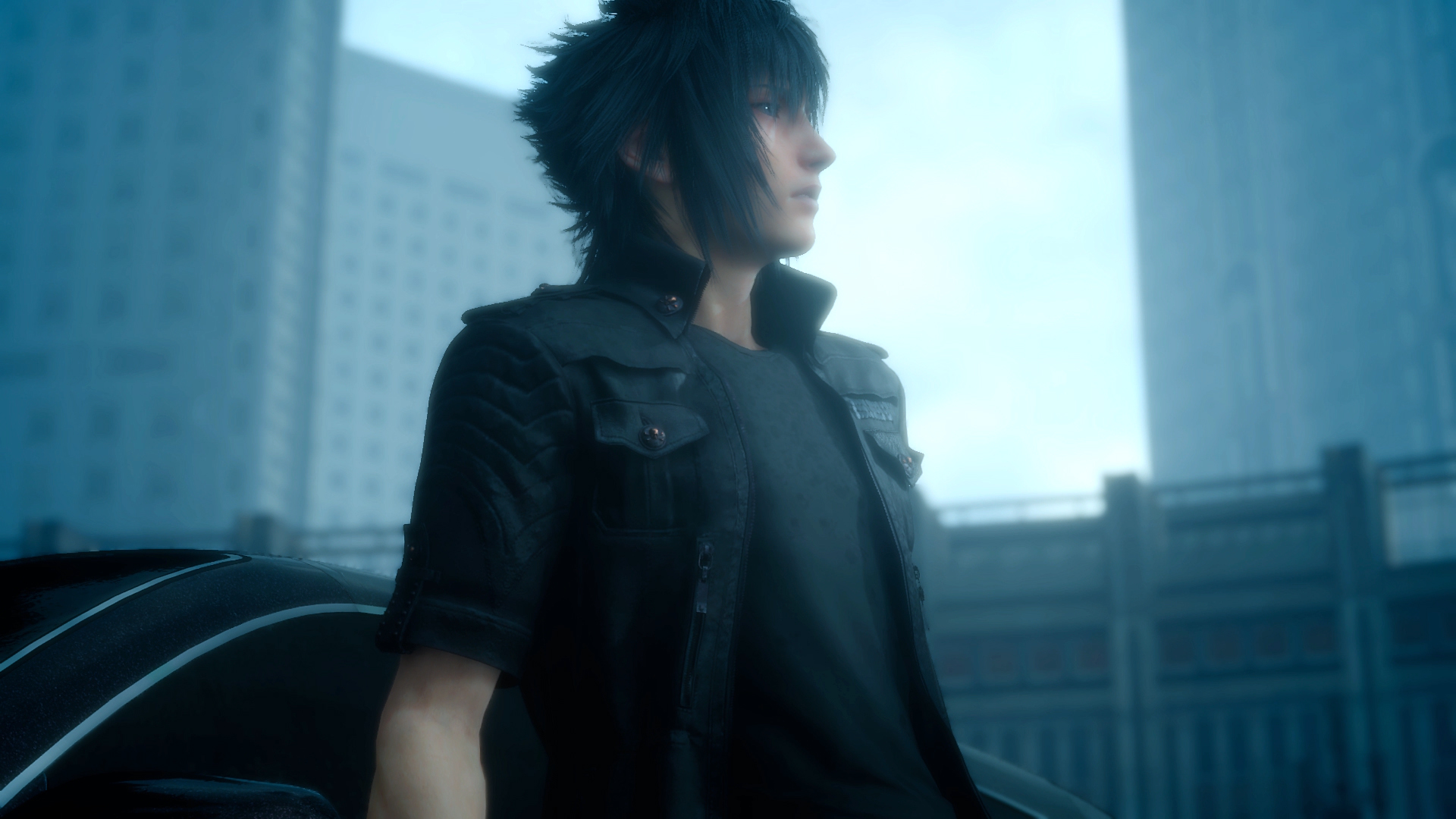 Final Fantasy XV Revealed at Tokyo Game Show 1