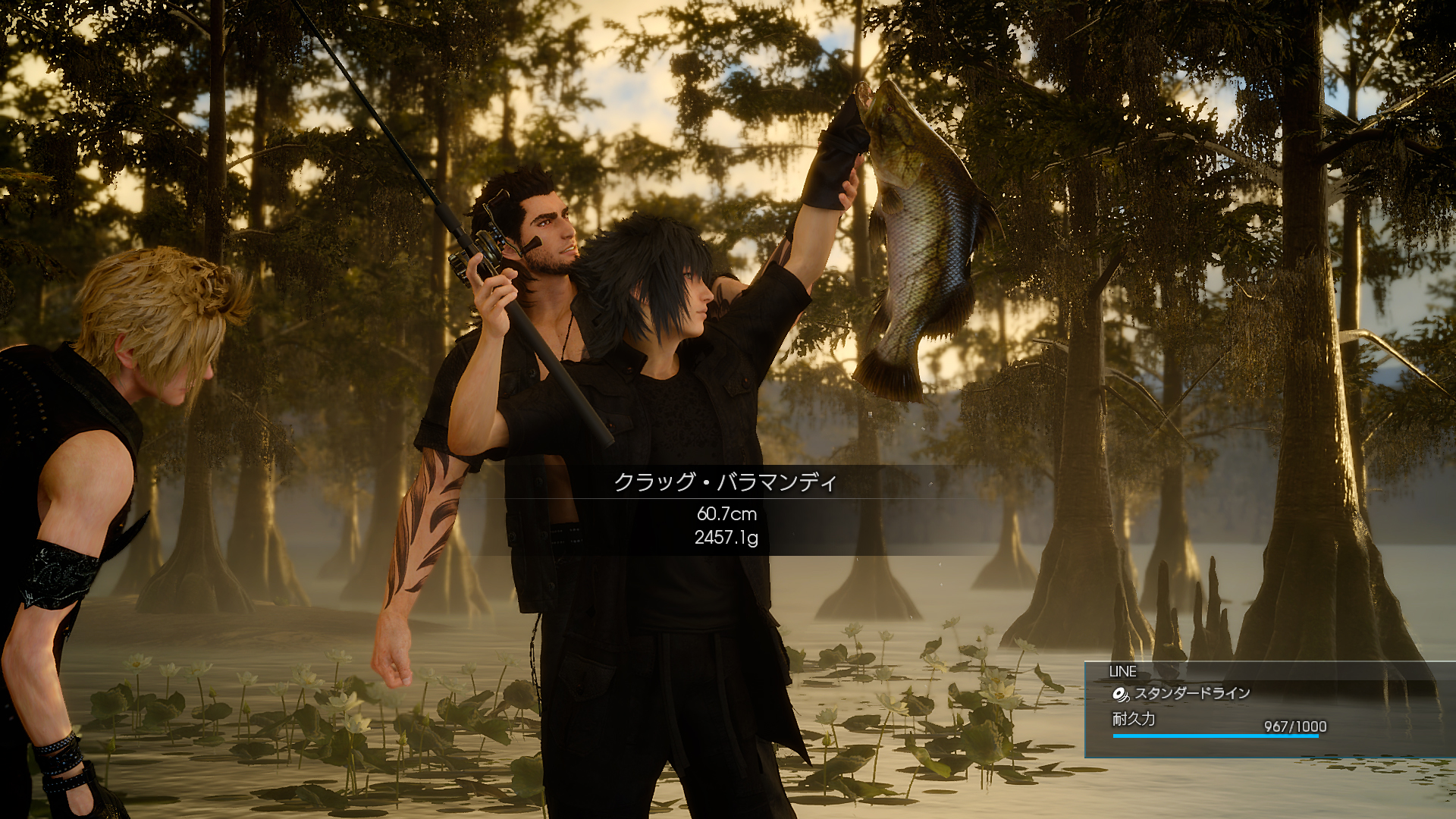 Final Fantasy XV Revealed at Tokyo Game Show 4