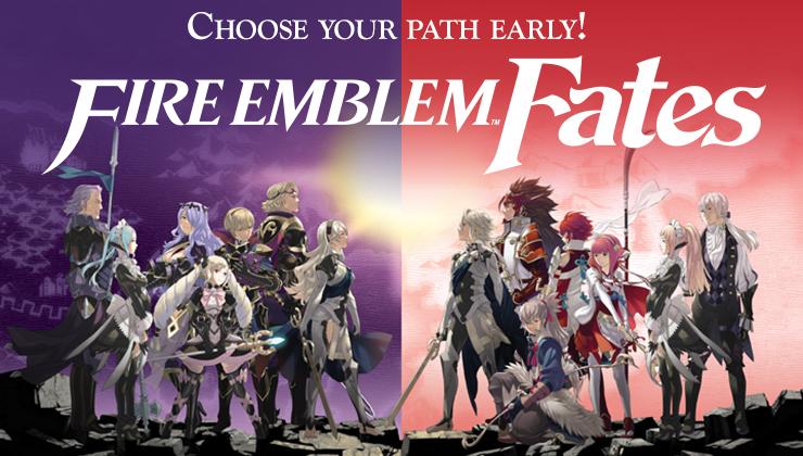 Fire Emblem Fates Canada Event