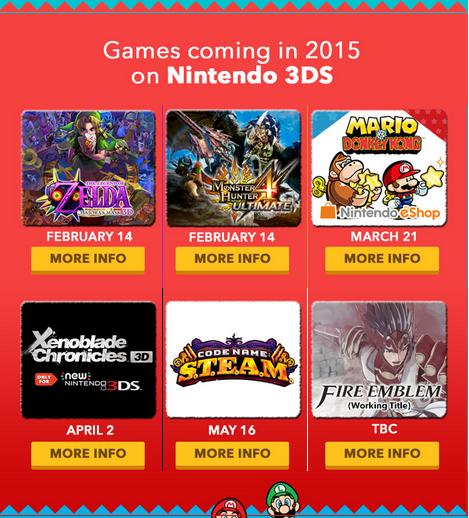 Fire Emblem IF 3DS Nintendo Announcement Release Date 2015 Haruhichan.com