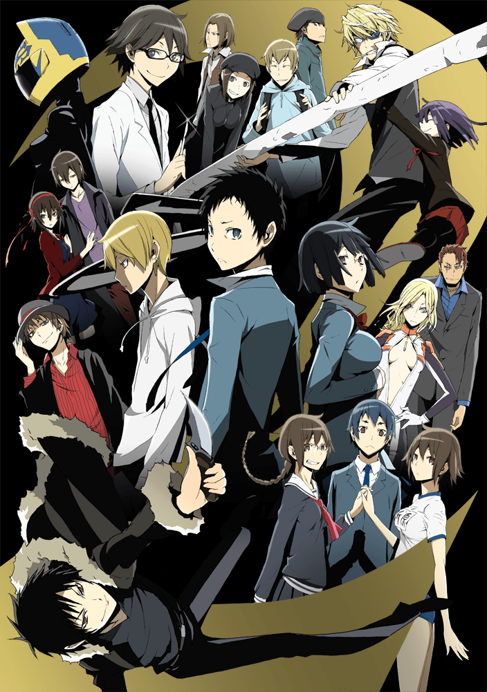 First-Key-Visual-Durarara-Season-2-Durararax2-Durarara-2-anime-series-haruhichan.com-Durarara-2-anime-series