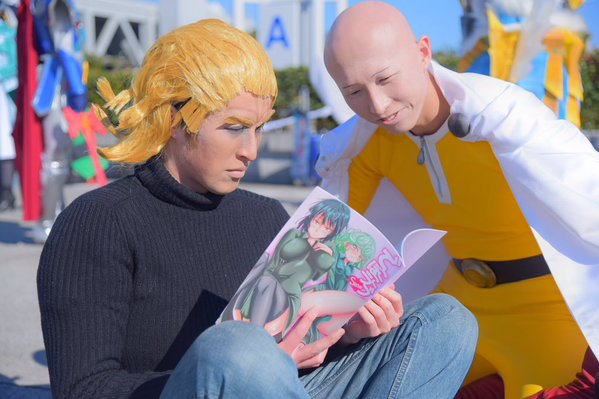 Forget Comics, These Cosplayers Will Warm Your Heart at Comiket 8910