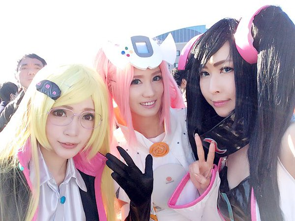 Forget Comics, These Cosplayers Will Warm Your Heart at Comiket 8913