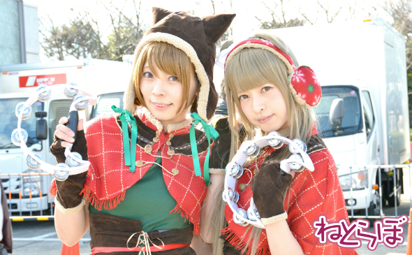 Forget Comics, These Cosplayers Will Warm Your Heart at Comiket 8916