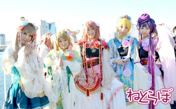 Forget Comics, These Cosplayers Will Warm Your Heart at Comiket 8923