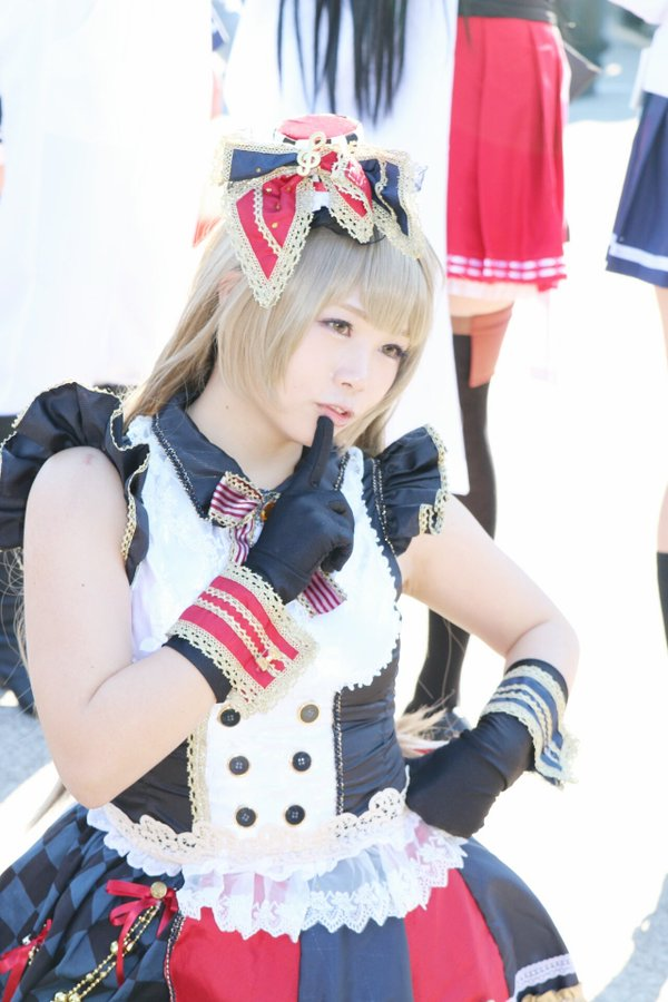 Forget Comics, These Cosplayers Will Warm Your Heart at Comiket 8932
