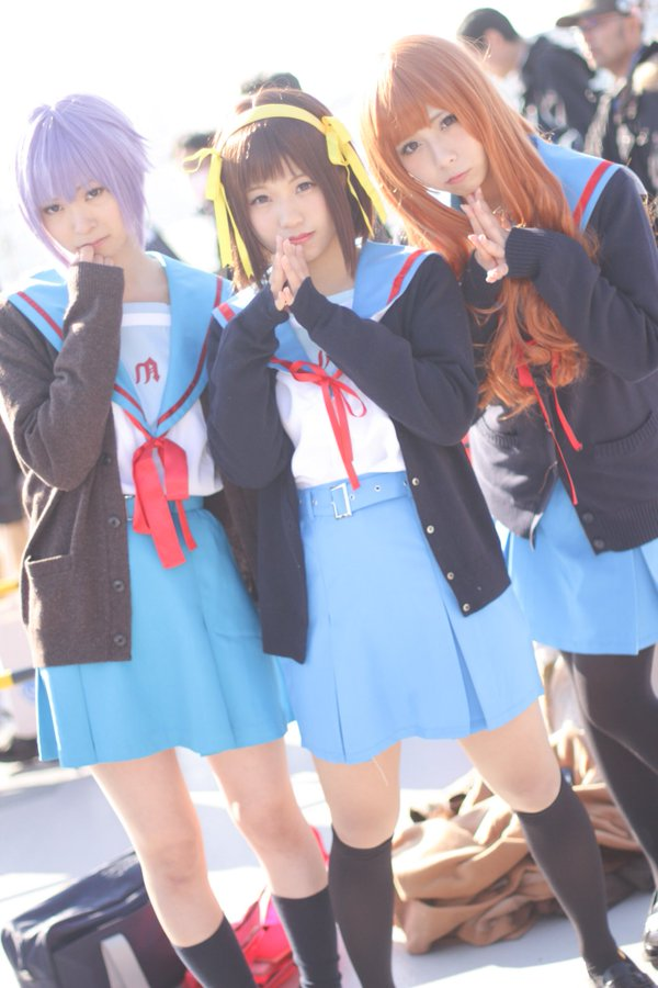 Forget Comics, These Cosplayers Will Warm Your Heart at Comiket 895