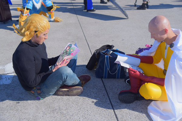 Forget Comics, These Cosplayers Will Warm Your Heart at Comiket 899