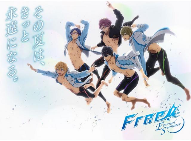 Free Eternal Summer 2014 Anime Nagisa Rin Matsuoka Haruka