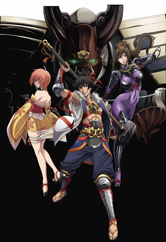 Fuuun Ishin Dai☆Shogun anime