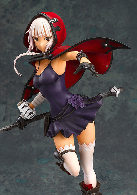GOD EATER 2 RAGE BURST Livie Collete Anime Figure 0005