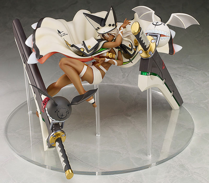 GUILTY GEAR Xrd -SIGN- Ramlethal Valentine Video Game Figure 0002