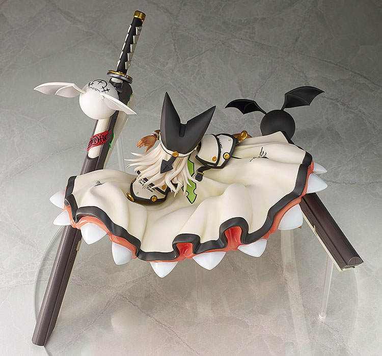 GUILTY GEAR Xrd -SIGN- Ramlethal Valentine Video Game Figure 0004