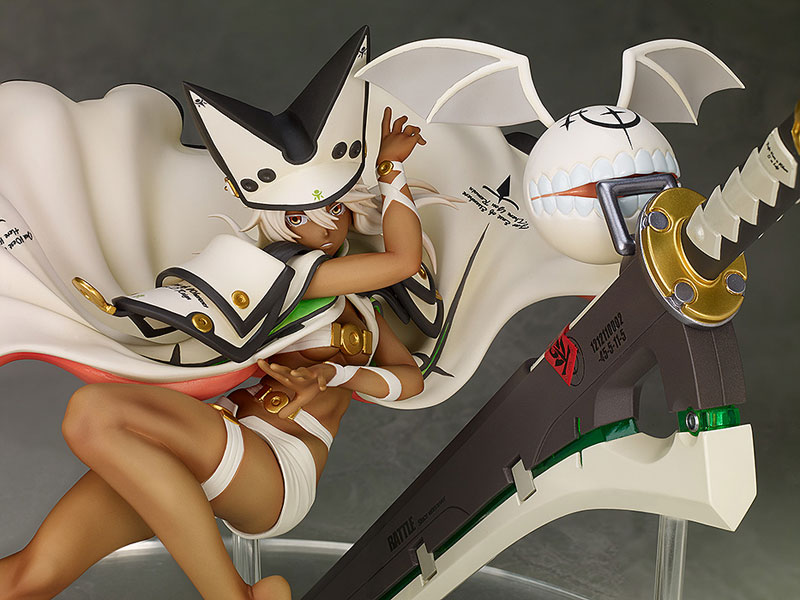 GUILTY GEAR Xrd -SIGN- Ramlethal Valentine Video Game Figure 0006