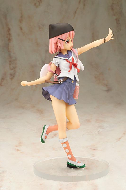 Gakkou Gurashi! Yuki Takeya Anime Figure 001