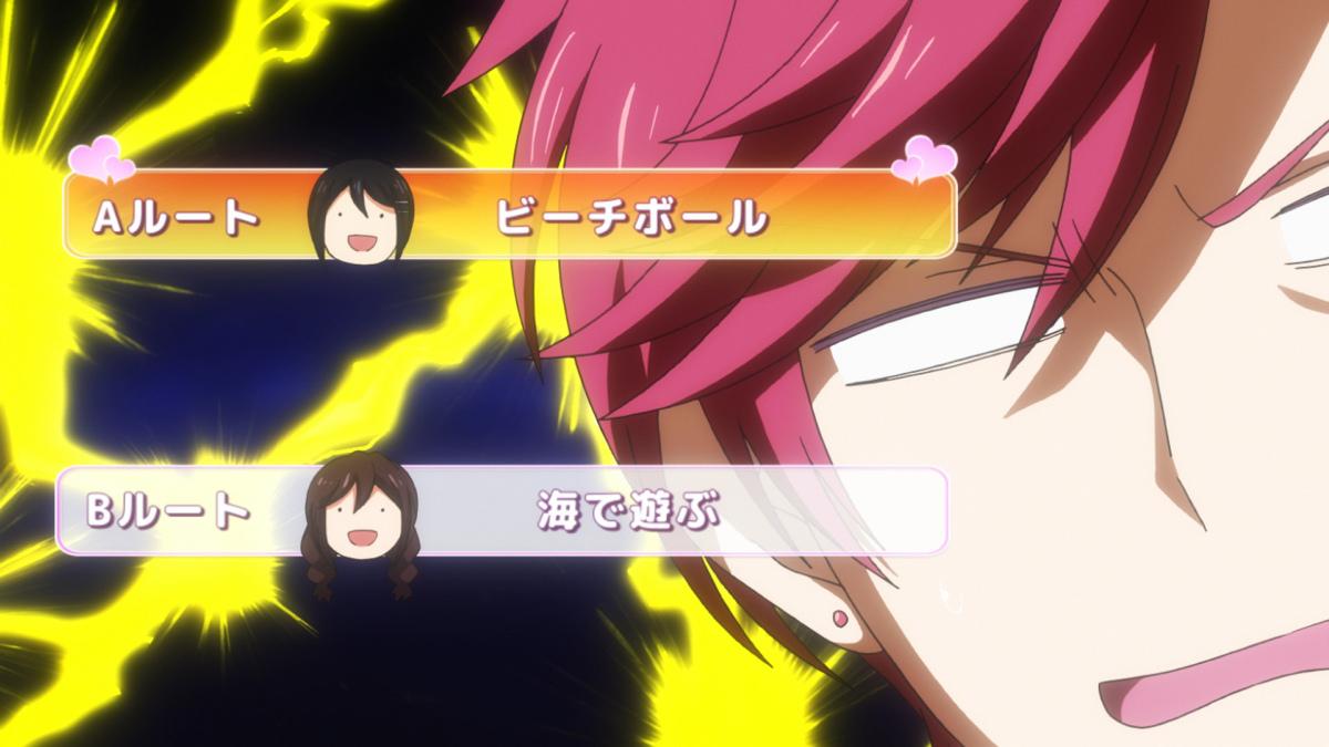 Gekkan Shoujo Nozaki-kun Beach Episode Previewed Haruhichan.com Gekkan Shoujo Nozaki-kun special beach episode 2