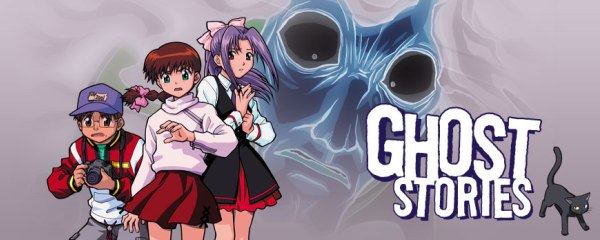 Ghost Stories On Crunchyroll
