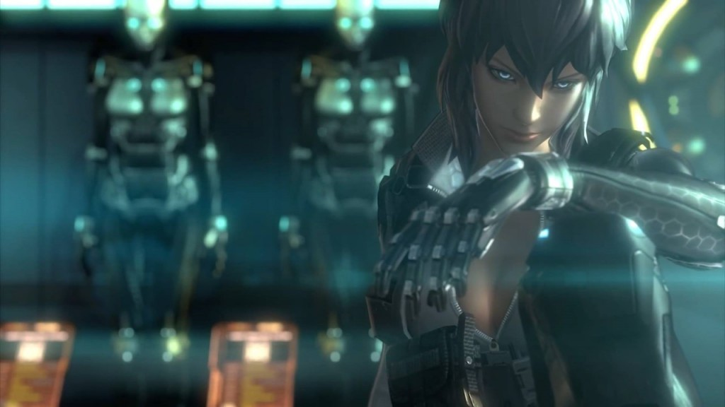 Ghost in the Shell First Connection First-Person Shooter Trailer haruhichan.com Ghost in the Shell PC game