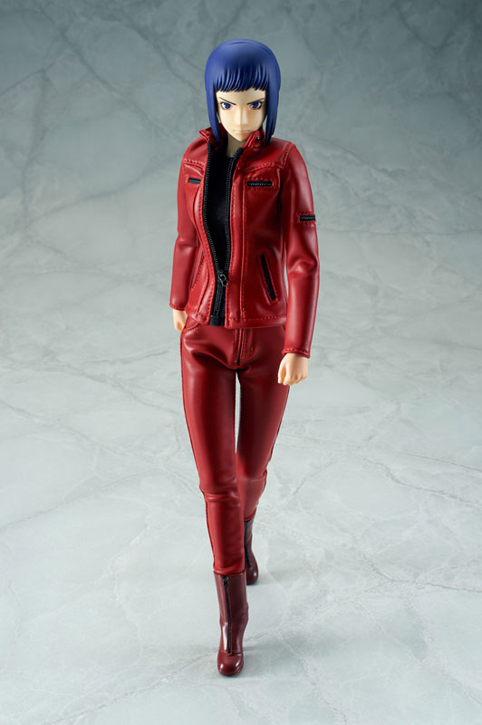 Ghost in the Shell Motoko Kusanagi Action Figure 0001