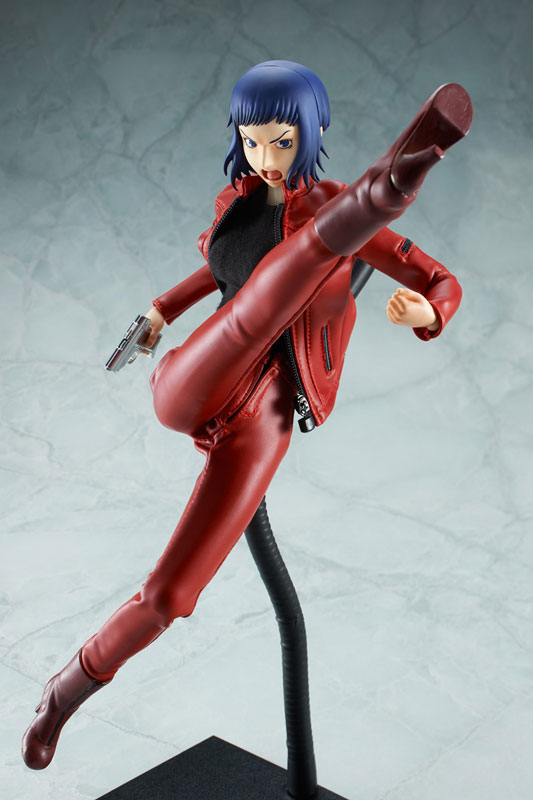 Ghost in the Shell Motoko Kusanagi Action Figure 0002
