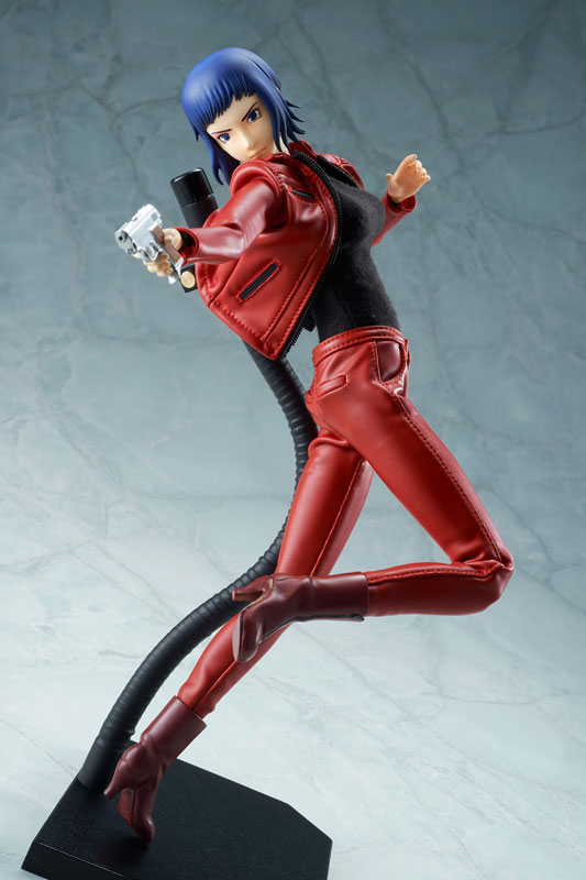 Ghost in the Shell Motoko Kusanagi Action Figure 0003