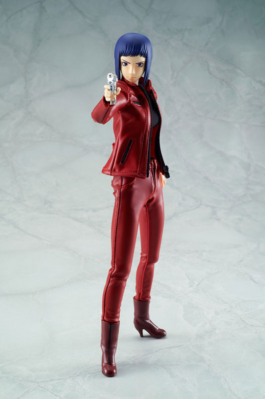 Ghost in the Shell Motoko Kusanagi Action Figure 0004