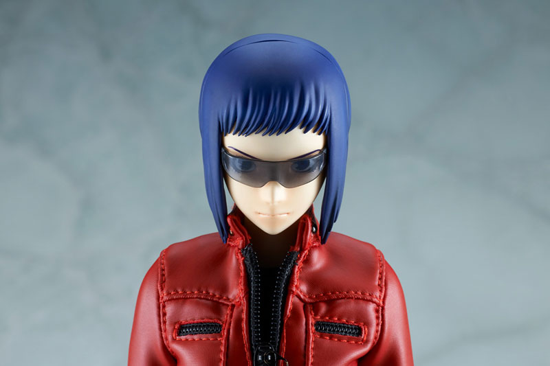 Ghost in the Shell Motoko Kusanagi Action Figure 0008