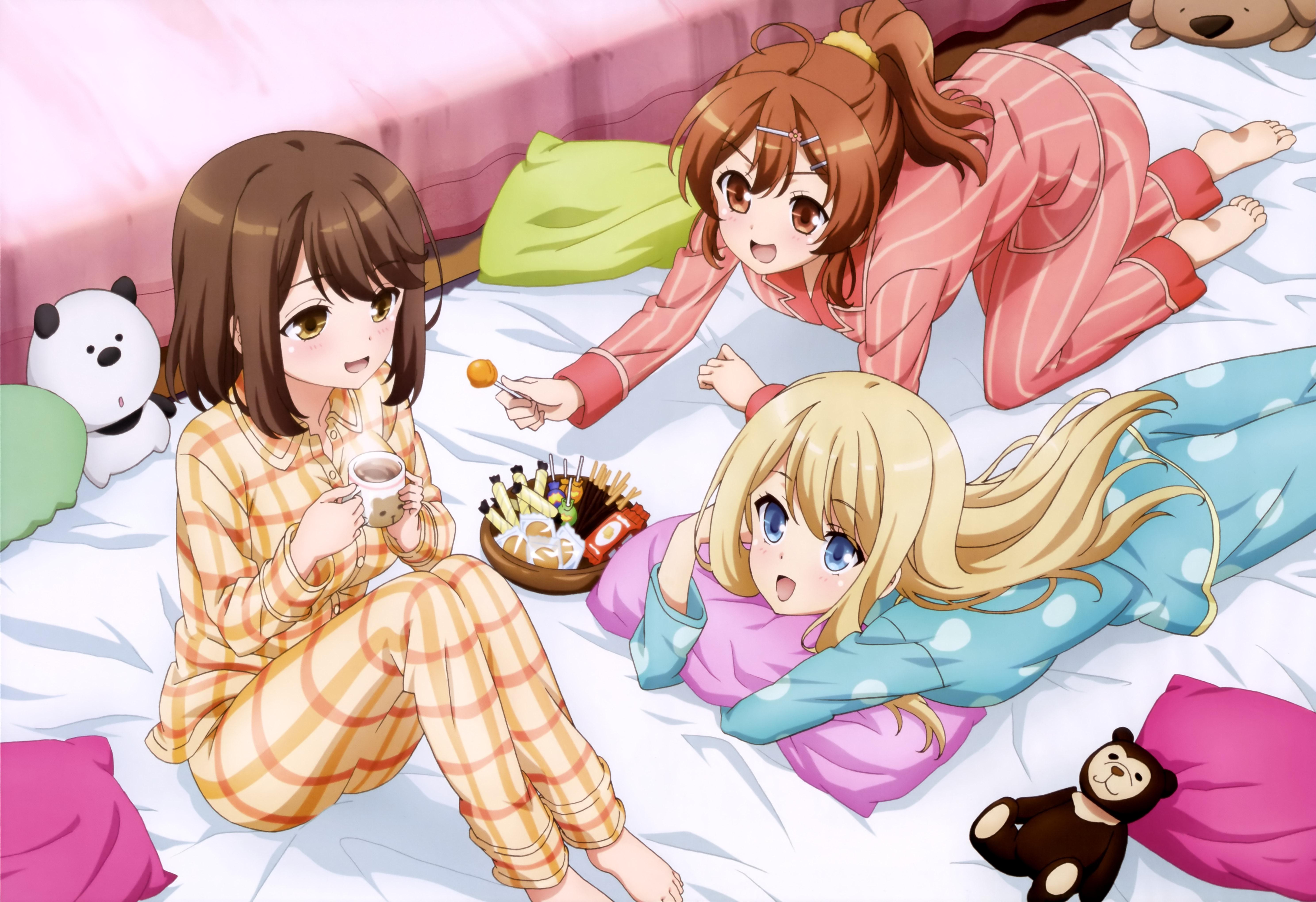 Girlfriend Kari Poster Haruhichan.com NyanType February 2015 article