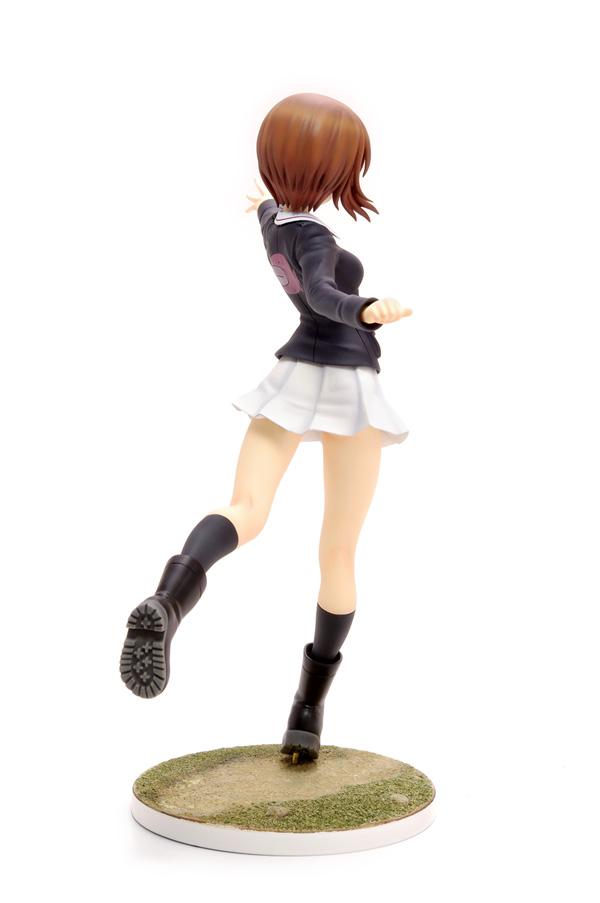 Girls Und Panzer Nishizumi Miho Wave 02