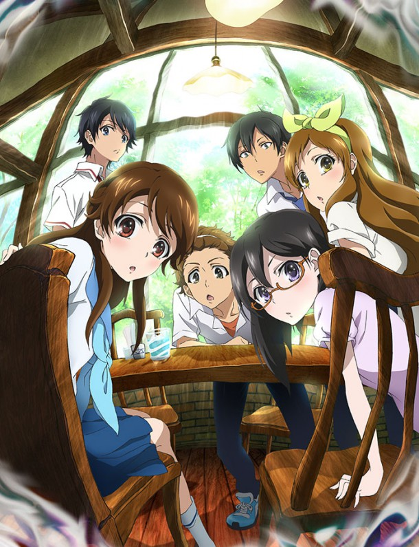 Glasslip anime series