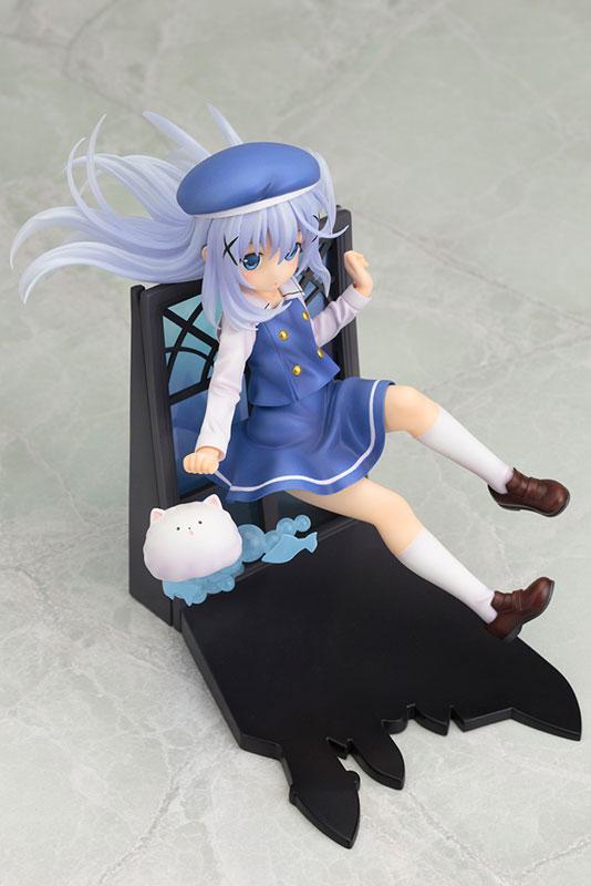 Gochuumon wa Usagi Desu ka Chino Anime Figure 003