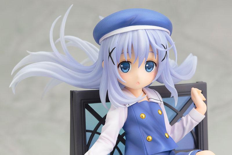 Gochuumon wa Usagi Desu ka Chino Anime Figure 004