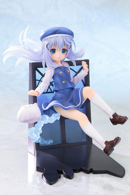 Gochuumon wa Usagi Desu ka Chino Anime Figure 006