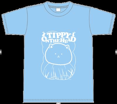 Gochuumon wa Usagi Desu ka Is the order a rabbit anime Tippy on the Head t-shirt