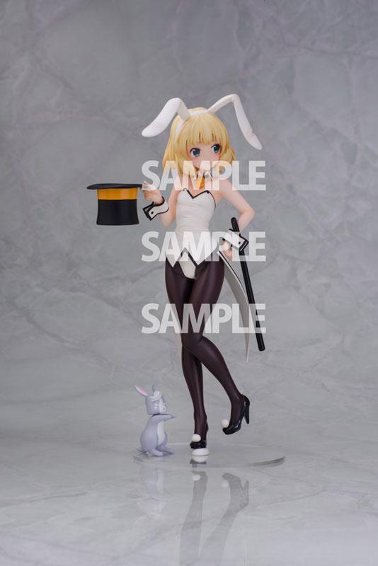 Gochuumon wa Usagi Desu ka Sharo Kirima Bunny Version Figure 0002