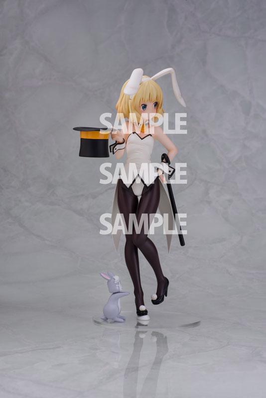 Gochuumon wa Usagi Desu ka Sharo Kirima Bunny Version Figure 0003