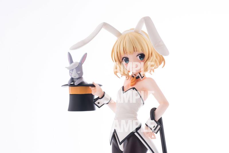 Gochuumon wa Usagi Desu ka Sharo Kirima Bunny Version Figure 0010