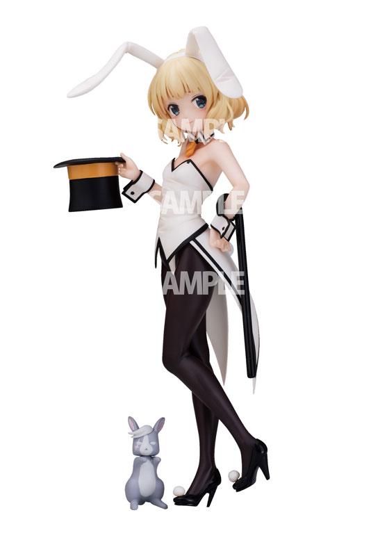 Gochuumon wa Usagi Desu ka Sharo Kirima Bunny Version Figure 0011