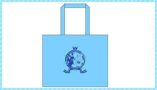 Gochuumon wa Usagi desu ka Comiket 88 Goods Previewed Shopping bag