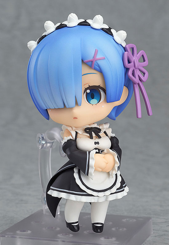 Good Smile Company's Rem Nendoroid Is Too Cute2