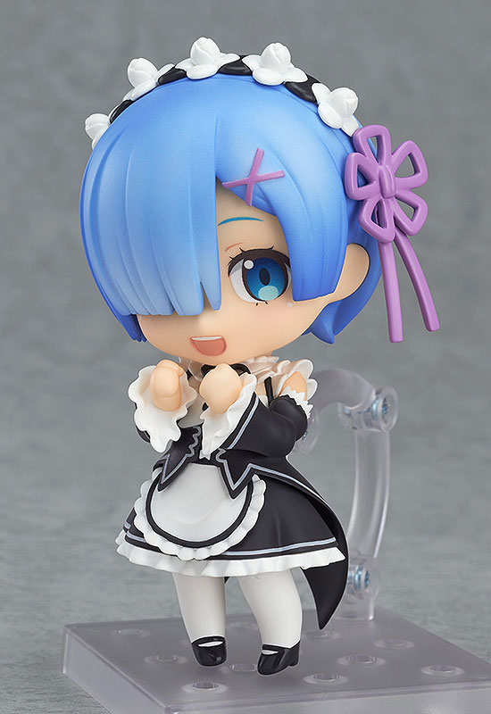 Good Smile Company's Rem Nendoroid Is Too Cute3