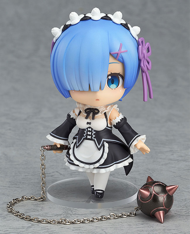 Good Smile Company's Rem Nendoroid Is Too Cute4