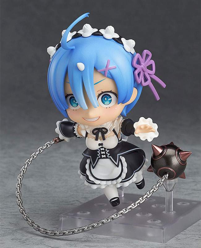 Good Smile Company's Rem Nendoroid Is Too Cute5