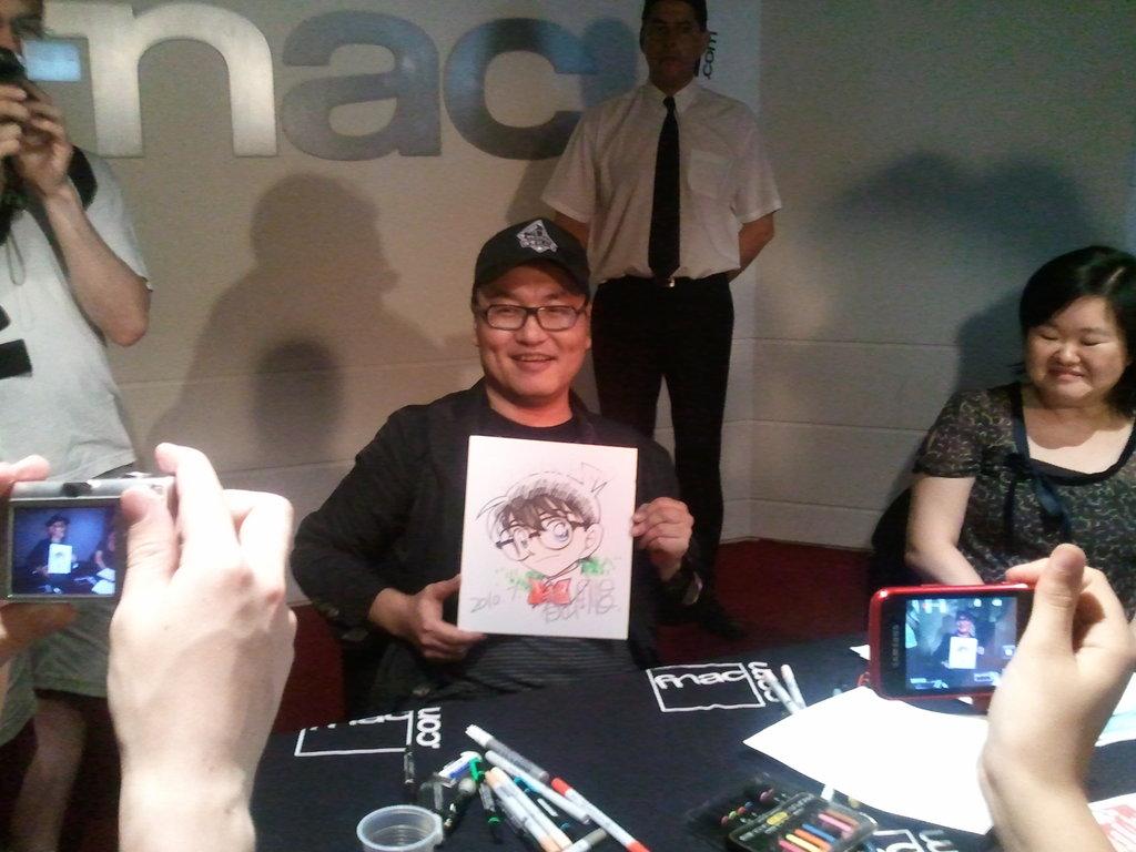 Gosho Aoyama Detective Conan