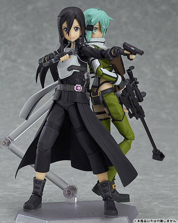 Gun Gale Online Kirito Avatar figma Haruhichan.com Sword Art Online II Kirito Figma 04