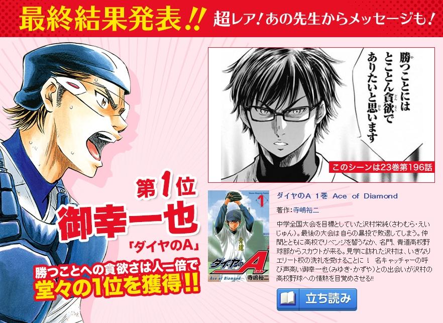 Guys-with-Glasses Poll #1 Miyuki Kazuya_Haruhichan.com_