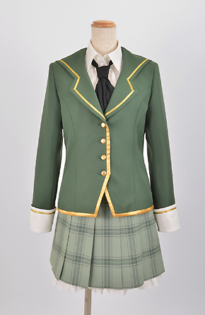 Haganai Next's Girl Military Uniform Set