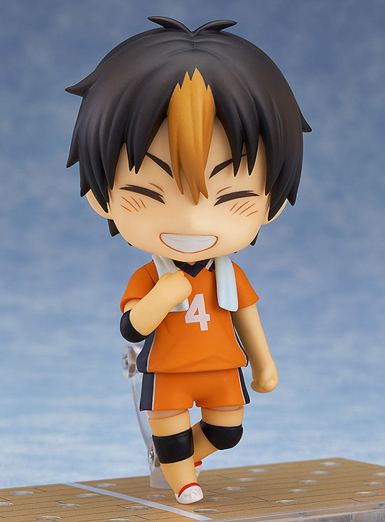 Haikyuu!! Second Season Yu Nishinoya anime nendoroid 004