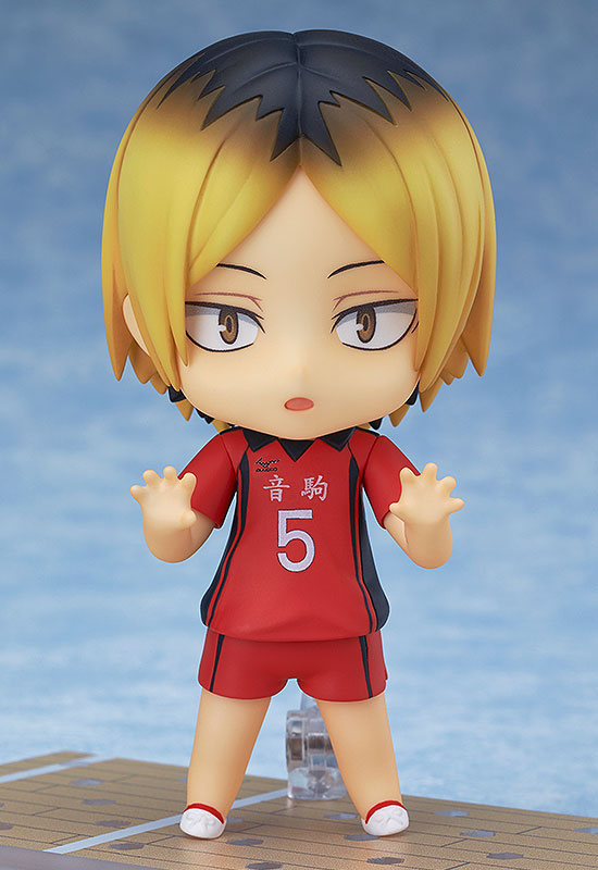 Haikyuu!! second season Kenma Kozume Nendoroid 0001